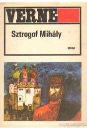 Sztrogof Mihály - Jules Verne - Régikönyvek