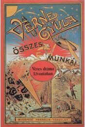 Véres dráma Livóniában - Jules Verne - Régikönyvek