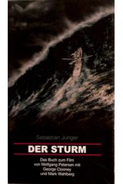 Der Sturm - Der Letze Fahrt der Andrea Gail - Junger, Sebastian - Régikönyvek