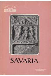 Savaria - Kádár Zoltán, Balla Lajos - Régikönyvek