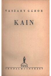 Kain - Vaszary Gábor - Régikönyvek