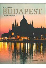 Budapest - Kaiser Ottó - Régikönyvek