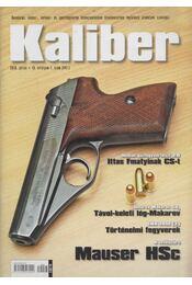 Kaliber 2010. július 13. évfolyam 7.szám - Régikönyvek