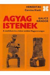 Agyag Istenek - Kalicz Nándor - Régikönyvek