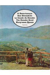 A Duna-kanyar - Kálmán Kata - Régikönyvek
