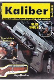 Kaliber 1998/4. - Kalmár Zoltán - Régikönyvek