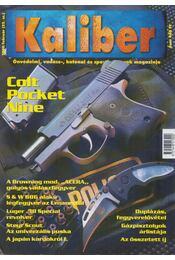 Kaliber 2000. február - Kalmár Zoltán - Régikönyvek