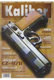 Kaliber 2001. május - Kalmár Zoltán - Régikönyvek