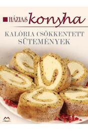 Kalóriacsökkentett sütemények - Házias konyha - Régikönyvek