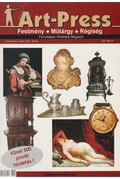 Art-Press II. évf. 3. szám - Kálvári József - Régikönyvek