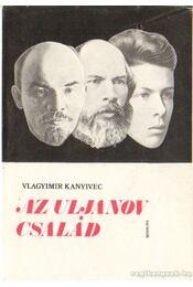 Az Uljanov család - Kanyivec, V. - Régikönyvek