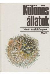 Különös állatok - Karádi Ilona - Régikönyvek