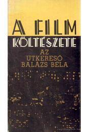 A film költészete - Karcsai Kulcsár István - Régikönyvek