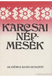 Karcsai népmesék I-II. kötet - Régikönyvek