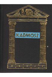Kadmosz (mini) - Kardos Gyula - Régikönyvek