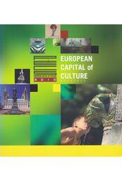 European Capital of Culture Pécs 2010 - Kardos József, Merza Péter, Ruzsa Csaba, Salamon Éva, Szalay Tamás - Régikönyvek