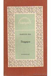 Fagyejev - Kardos Pál - Régikönyvek