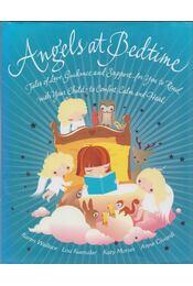 Angels at Badtime - Karen Wallace, Lou Kuenzler, Katy Moran, Anne Civardi - Régikönyvek
