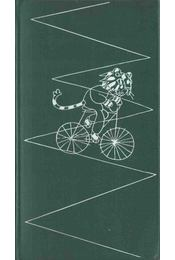 Ez-Az avagy A bicikliző tigris (dedikált) - Karinthy Ferenc - Régikönyvek