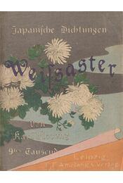 Weissaster - Karl Florens - Régikönyvek