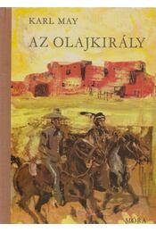 Az olajkirály - Karl May - Régikönyvek