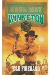 Winnetou 4. - Old Firehand - Karl May - Régikönyvek