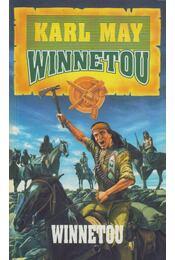 Winnetou 6. - Karl May - Régikönyvek