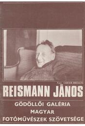 Gödöllői Galéria Magyar Művészek Szövetsége támogatásával Reismann János 80. születésnapjára rendezett kiállítása - Kass János - Régikönyvek
