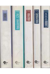 5 db Katherine Stone regény - Katherine Stone - Régikönyvek