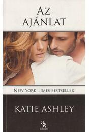 Az ajánlat - Katie Ashley - Régikönyvek