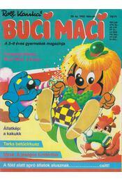 Buci Maci 1993. február 29. sz. - Kauka, Rolf - Régikönyvek