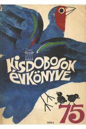 Kisdobosok évkönyve 1975 - Kelemen Sándor - Régikönyvek