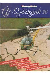 Új szárnyak 1991/10 - Kemény Barna (főszerk.) - Régikönyvek