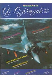 Új Szárnyak 1991/2 - Kemény Barna (főszerk.) - Régikönyvek