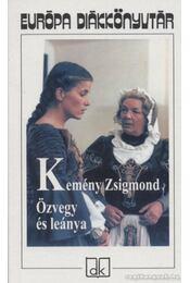 Özvegy és leánya - Kemény Zsigmond - Régikönyvek