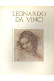 Leonardo da Vinci - KEMP, MARTIN, Jane Roberts - Régikönyvek