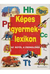 Képes gyermeklexikon - Régikönyvek