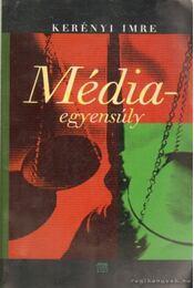 Médiaegyensúly - Kerényi Imre - Régikönyvek