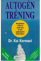 Autogén tréning - Kermani, Kai dr. - Régikönyvek