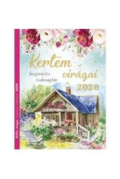 Kertem virágai - Inspirácisós zsebnaptár 2020 - Régikönyvek