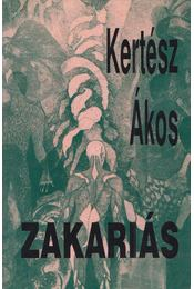 Zakariás - Kertész Ákos - Régikönyvek