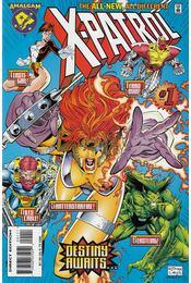 X-Patrol Vol. 1. No. 1. - Kesel, Karl, Kesel, Barbara, Cruz, Roger - Régikönyvek