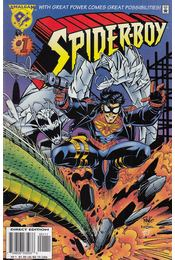 Spider-Boy Vol. 1. No. 1. - Kesel, Karl, Wieringo, Mike - Régikönyvek