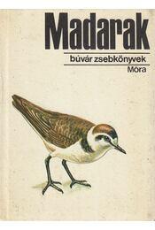 Madarak - Keve András - Régikönyvek