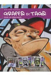 Graffs et tags - Kevin Astek Fitzpatrick - Régikönyvek