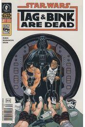 Star Wars: Tag & Bink Are Dead 1. - Kevin Rubio, Lucas Marangon - Régikönyvek