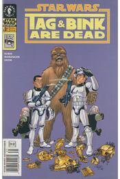 Star Wars: Tag & Bink Are Dead 2. - Kevin Rubio, Lucas Marangon - Régikönyvek