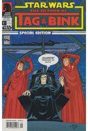 Star Wars: Tag & Bink II 1. - Kevin Rubio, Lucas Marangon - Régikönyvek