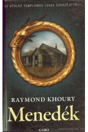 Menedék - Khoury, Raymond - Régikönyvek