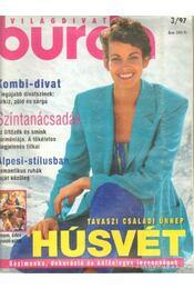 Burda 1997/3. március - Susanne Stein (szerk.) - Régikönyvek